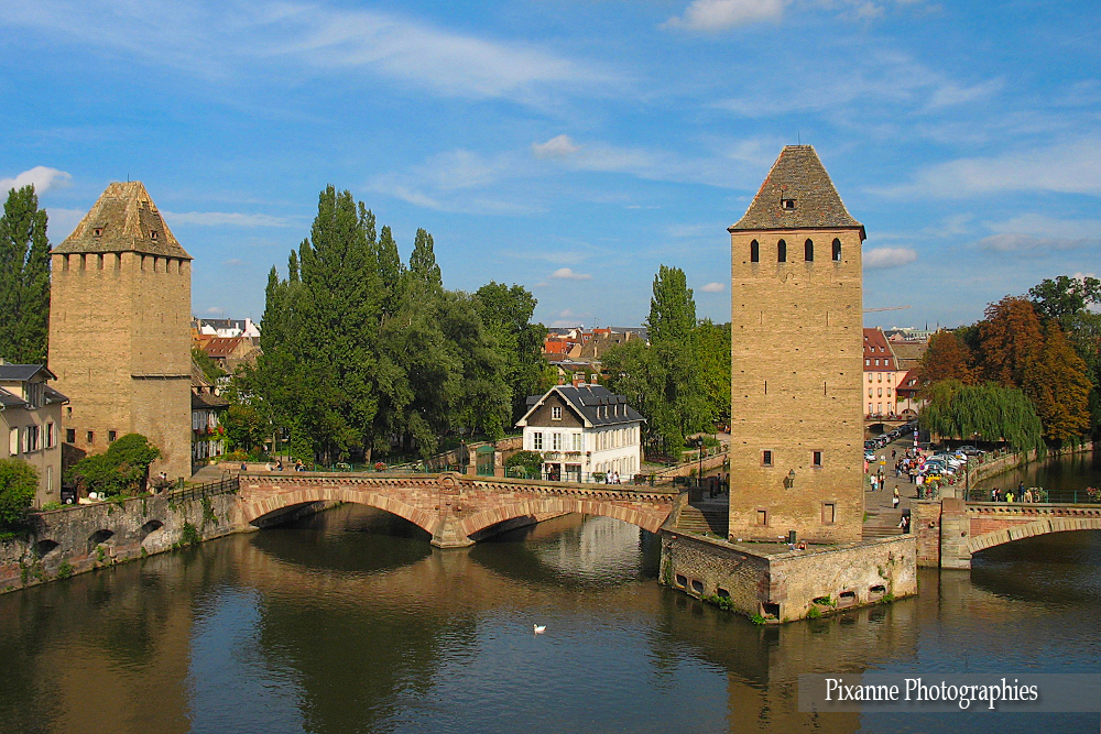 Alsace * Strasbourg * Ponts Couverts * Pixanne Photographies