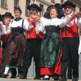 Le Folklore en Alsace