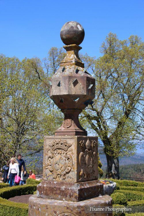 France, Alsace, Ottrott, Mont Sainte Odile, Cadran solaire, Alsace et Moi, Pixanne Photographies