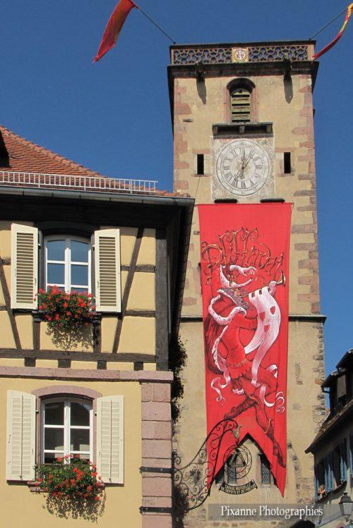 France, Alsace, Ribeauvillé, Pfifferdaj, Fête des Ménétriers, Tour des Bouchers, Alsace et Moi, Pixanne Photographies