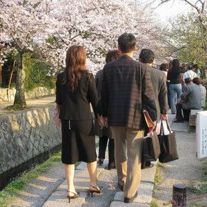 Asie, Japon, Kyoyo, Chemin de la Philosophie, Souvenirs de Voyages, Pixanne Photographies