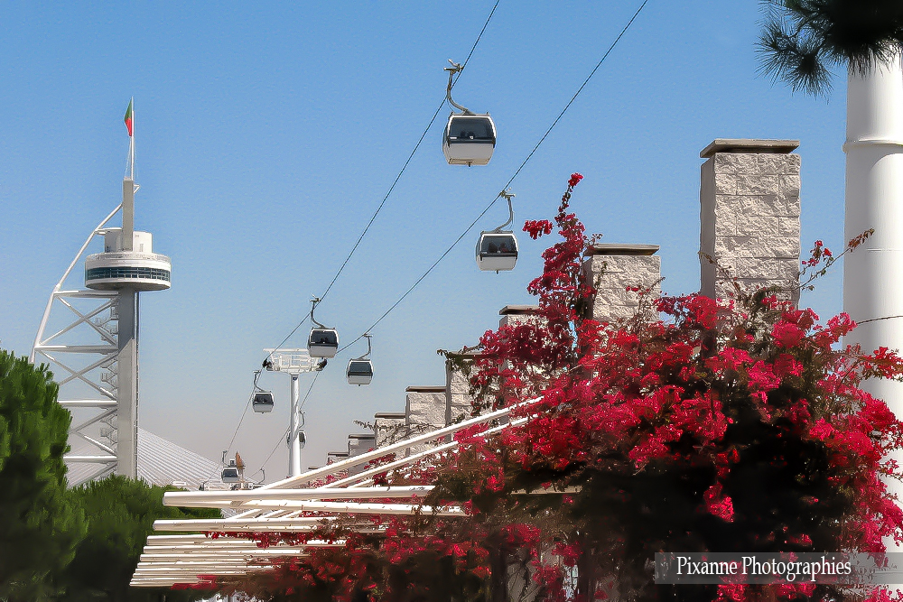 Europe, Portugal, Lisbonne, Parc des Nations, Souvenirs de voyages, Pixanne Photographies