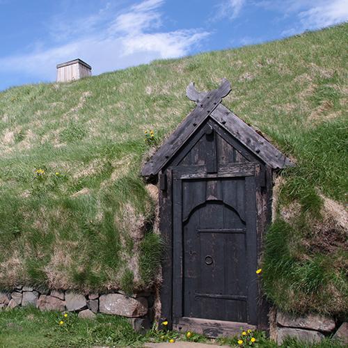 Europe, Islande, Cercle d'Or, Ferme de Stöng, Þjóðveldisbærinn, Souvenirs de Voyages, Pixanne Photographies