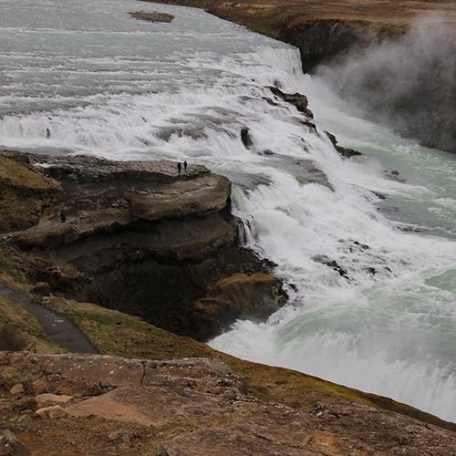 Europe, Islande, Cercle d'Or, Gullfoss, Pixanne Photographies, Souvenirs de Voyages