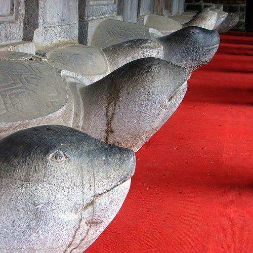 Asie, Vietnam, Hanoï, Temple de la Littérature, Souvenirs de Voyages, Pixanne Photographies