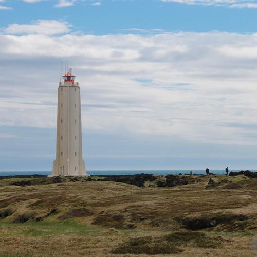 Europe, Islande, Phare de Malarrif, Souvenirs de Voyages, Pixanne Photographies