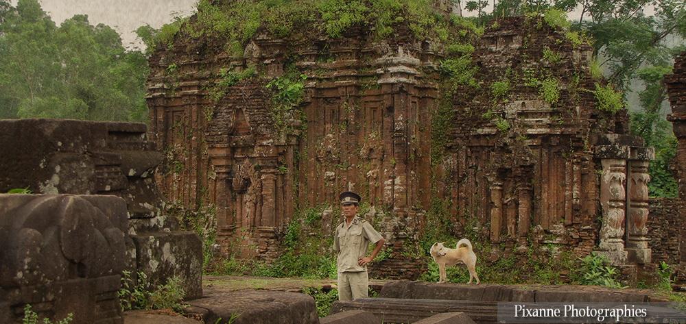 Asie, Vietnam, My Son, Souvenirs de Voyages, Pixanne Photographies