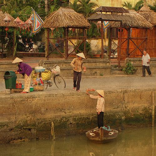 Asie, Vietnam, Hoi An, Souvenirs de Voyages, Pixanne Photographies