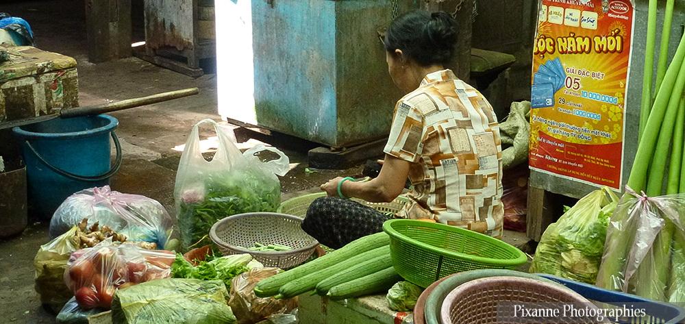 Asie, Vietnam, Nha Trang, Cho Dam, Souvenirs de Voyages, Pixanne Photographies