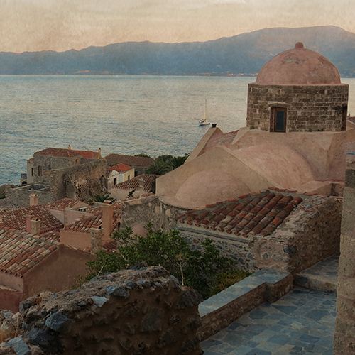 Europe, Grèce, Péloponnèse, Elafonisos, Souvenirs de Voyages, Pixanne Photographies