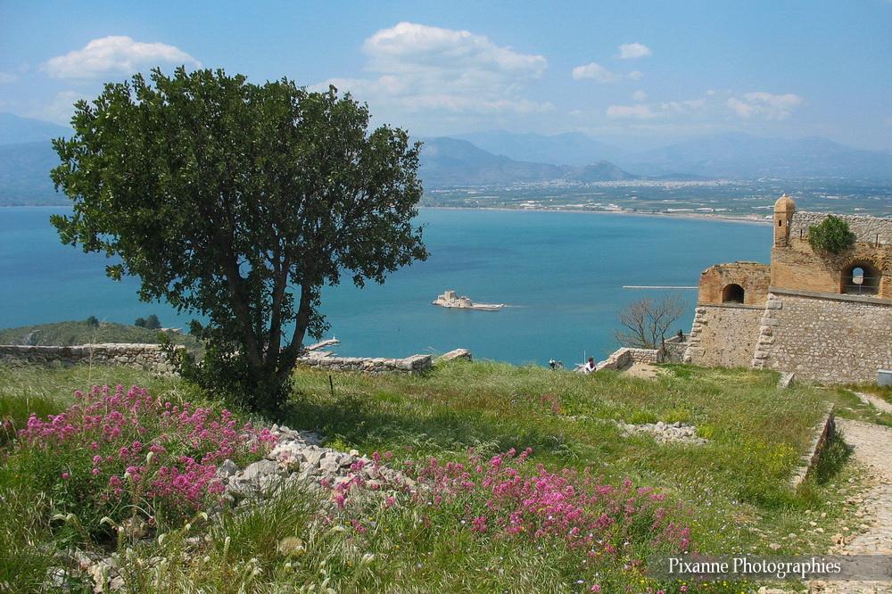 Europe Grèce, Péloponnèse, Nauplie, Nafplio, Souvenirs de Voyages, Pixanne Photographies