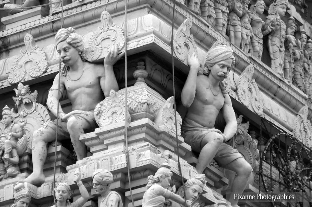 Asie, Inde du Sud, Tamil Nadu, Chennai, Parthasarathy Temple, Souvenirs de Voyages, Pixanne Photographies