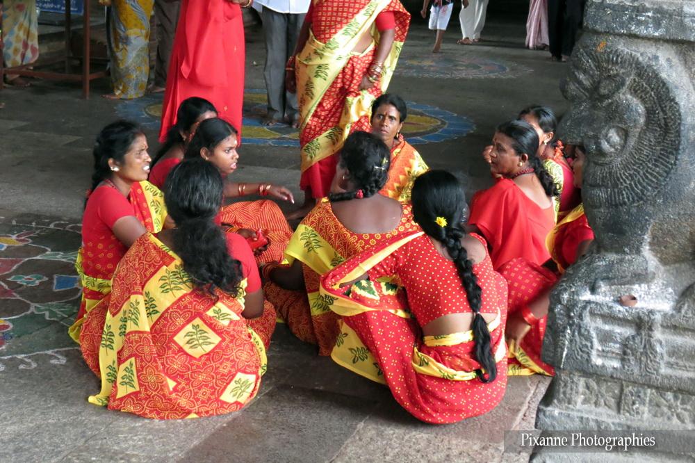Asie, Inde du Sud, Tamil Nadu, kanchipuram, Ekambaranathar Temple, Souvenirs de Voyages, Pixanne Photographies