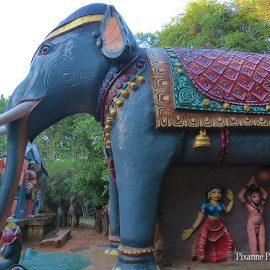 Asie, Inde du Sud, Tamil Nadu, Namunasamudram, Ayyanar Temple, Souvenirs de Voyages, Pixanne Photographies