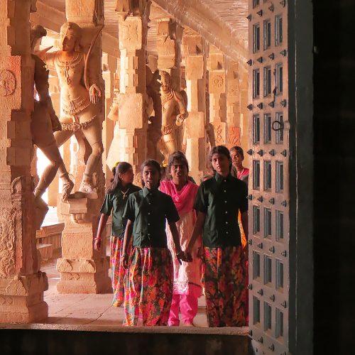 Asie, Inde du Sud, Tamil Nadu, Chettinad, Thirumayam, Satyamurti Perumal Temple, Souvenirs de Voyages, Pixanne Photographies
