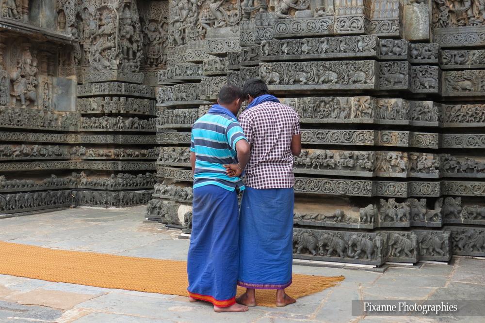 Asie, Inde du Sud, Karnataka, Hoysaleswara Temple, Souvenirs de Voyages, Pixanne Photographies