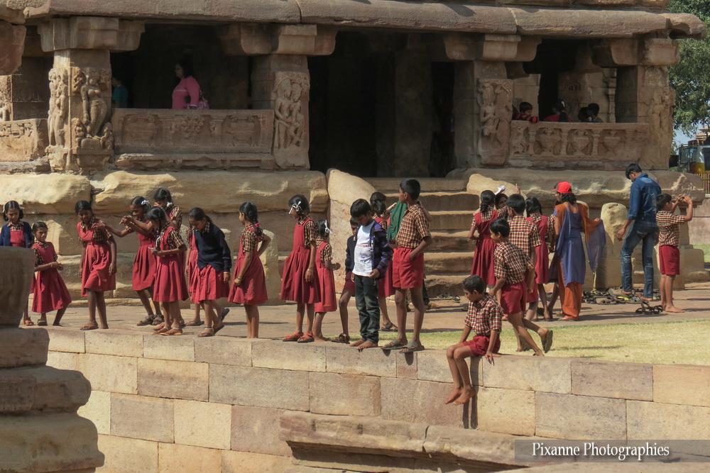 Asie, Inde du Sud, Karnataka, Aihole, Land Khan Temple, Souvenirs de Voyages, Pixanne Photographies