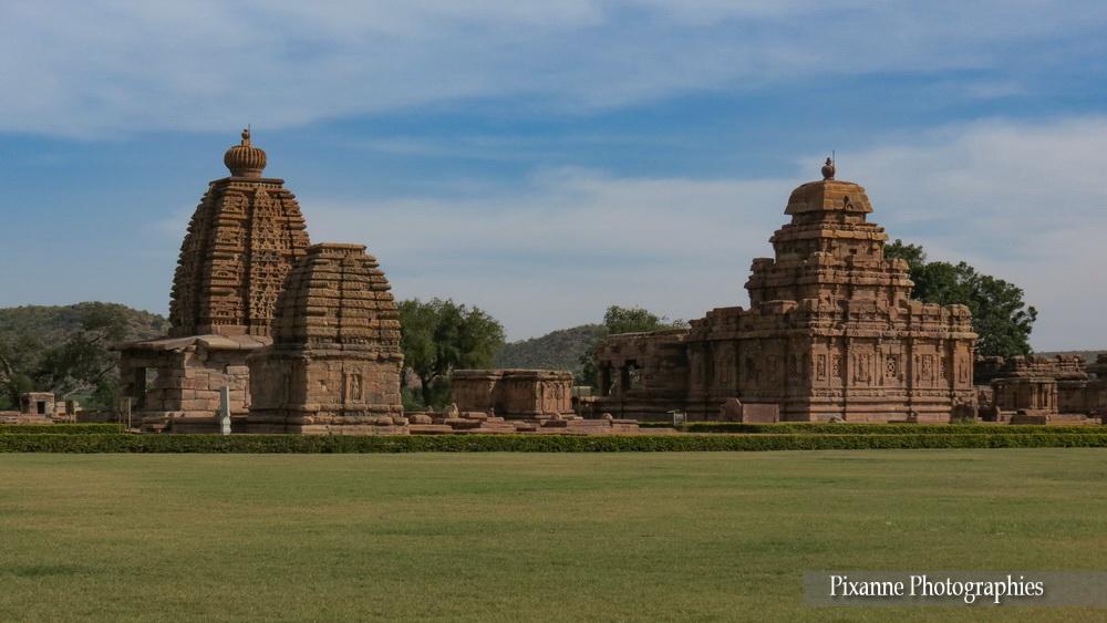 Asie, Inde du Sud, Karnataka, Pattadakal, Complexe sacré, Souvenirs de Voyages, Pixanne Photographies