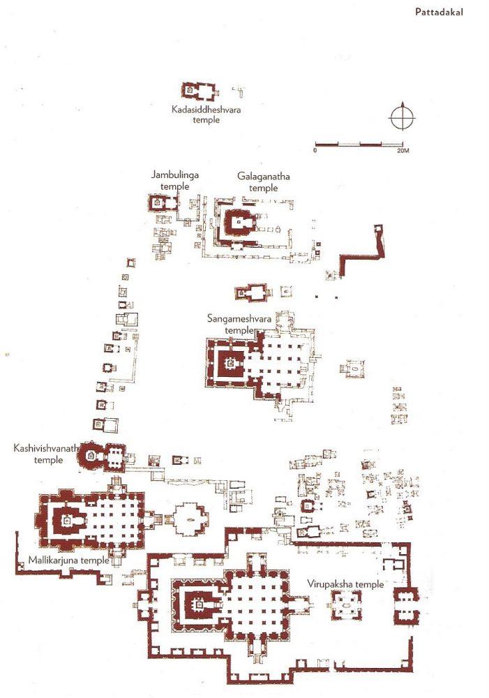Asie, Inde du Sud, Karnataka, Pattadakal, Complexe sacré, Plan, Souvenirs de Voyages, Pixanne Photographies