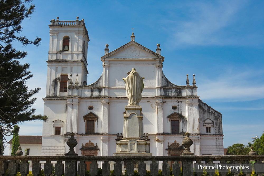 Asie, Inde du Sud, Karnataka, Goa, Sé Cathédrale, Cathédrale Sainte Catherine, Souvenirs de Voyages, Pixanne Photographies