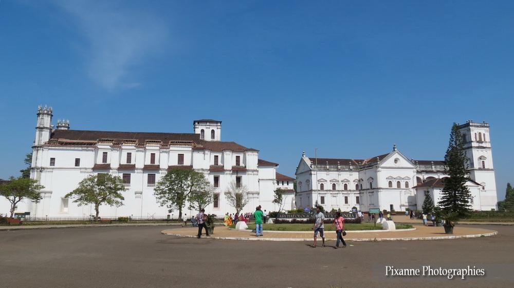 Asie, Inde du Sud, Karnataka, Goa, Eglise Saint François d'Assise, Musée Archaeological Survey of India,  Souvenirs de Voyages, Pixanne Photographies