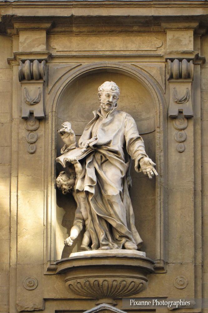 Europe, Italie, Florence, Eglise Saints Michel et Gaetan, Souvenirs de Voyages, Pixanne Photographies