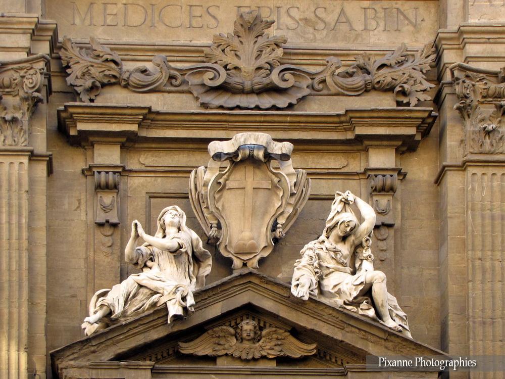 Europe, Italie, Florence, Eglise Saints Michel et Gaetan, Chiesa dei Santi Michele e Gaetano, Souvenirs de Voyages, Pixanne Photographies
