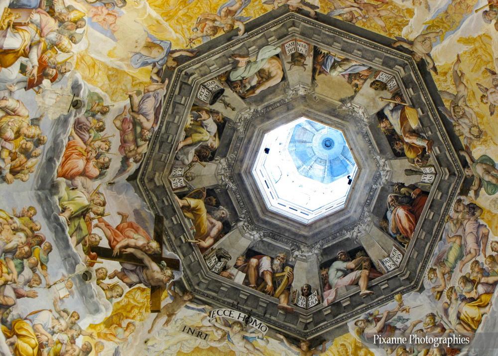 Europe, Italie, Florence, Cathédrale Santa Maria del Fiore, Duomo, Souvenirs de Voyages, Pixanne Photographies