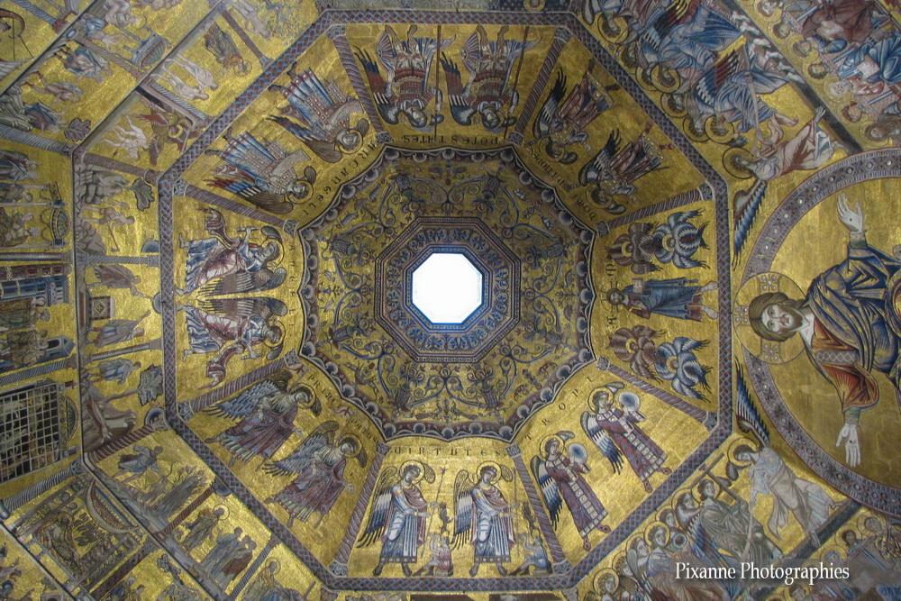 Europe, Italie, Florence, Baptistère Saint Jean, Souvenirs de Voyages, Pixanne Photographies
