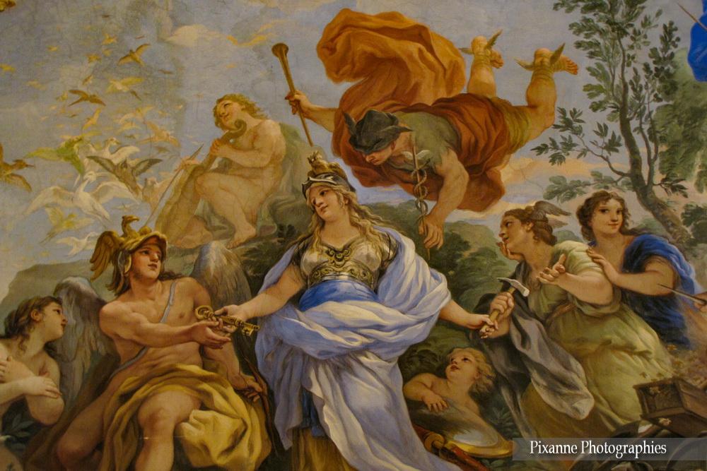 Europe, Italie, Florence, Palazzo Medici Riccardi, Galerie Luca Giodano, Souvenirs de Voyages, Pixanne Photographies