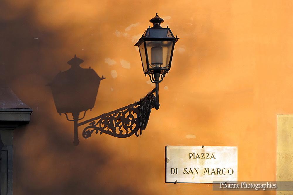Europe, Italie, Florence, Piazza di San Marco, Souvenirs de Voyages, Pixanne Photographies