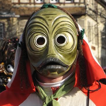 Carnaval de Strasbourg * Waggis et sorcières
