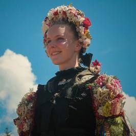 Streisselhochzeit de Seebach * Les mariés * Les costumes
