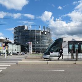 Strasbourg, Capitale Européenne * Le Parlement Européen