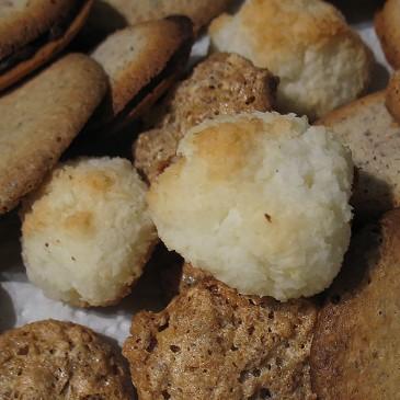 Bredele – Macarons Noix de Coco