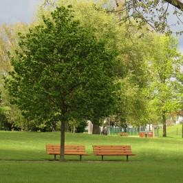 Le Jardin des Deux Rives * Strasbourg
