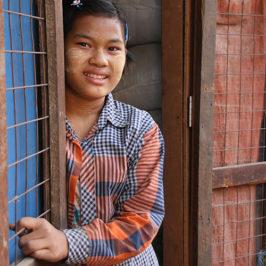 Myanmar J10 . Monywa . Pakokku . Bagan