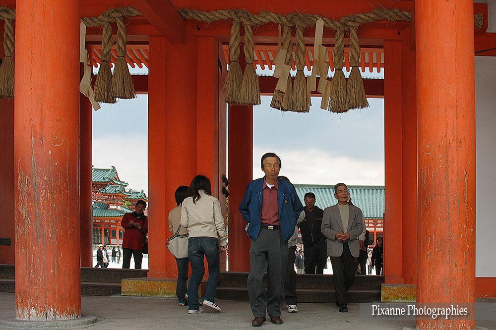 Asie, Japon, Kyoto, Heian Shrine, Pixanne Photographies