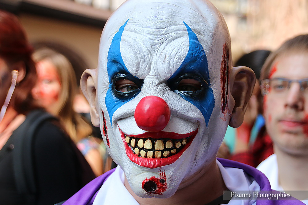 Europe, France, Alsace, Strasbourg, Zombie Walk, Pixanne Photographies