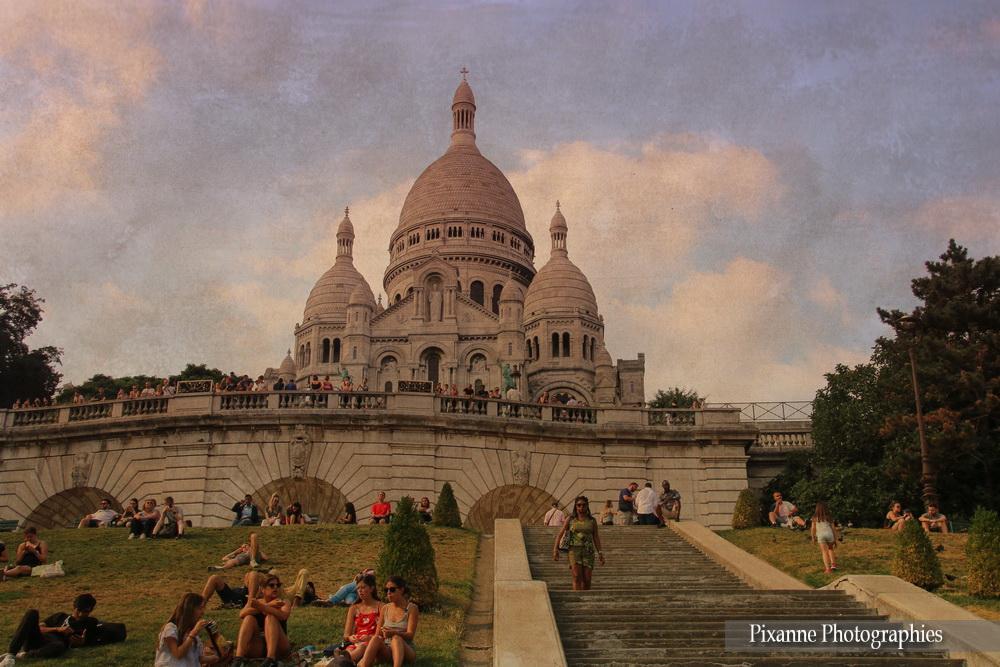 France, Paris, Montmartre, Texture, Pixanne Photographies