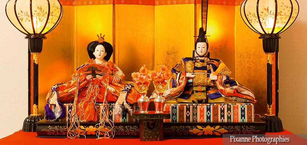 asie, japon, kyoto, hina matsuri, souvenirs de voyages, pixanne photographies