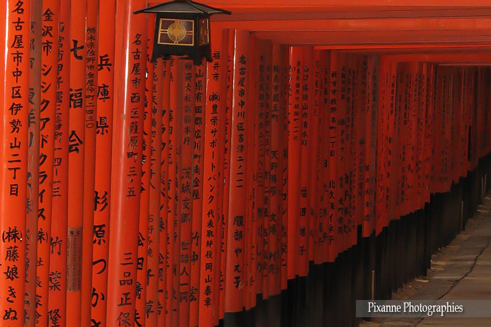 Asie, Japon, Kyoto, Fushimi Inari, Souvenirs de Voyages, Pixanne Photogtaphies