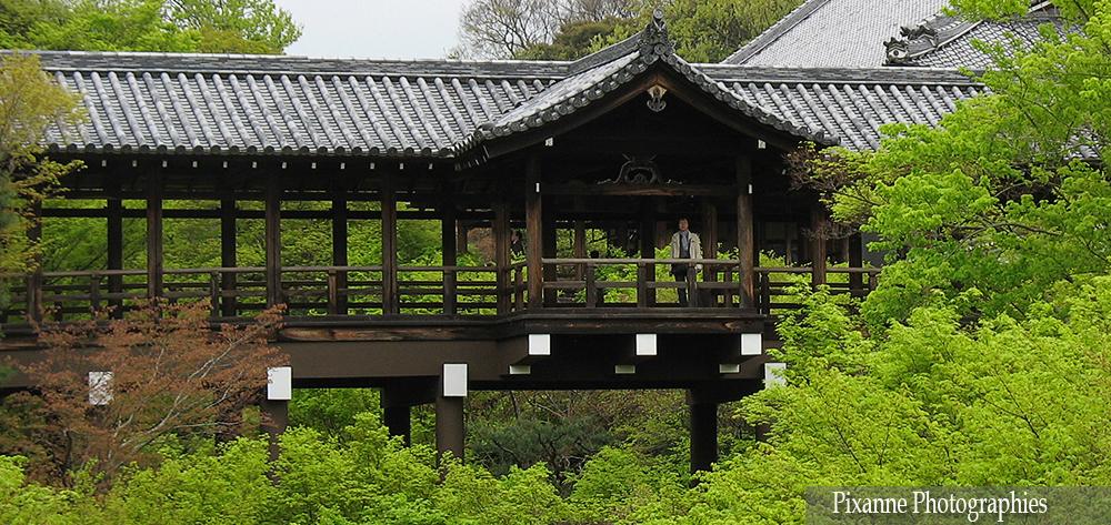 Asie, Japon, Kyoto, Tofuku Ji, Souvenirs de Voyages, Pixanne Photographies
