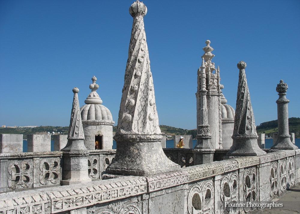 Europe, Portugal, Lisbonne, Belém, Souvenirs de Voyages, Pixanne Photographies