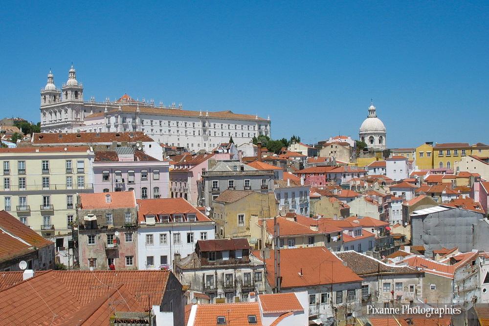 Europe, Portugal, Lisbonne, Alfama, Souvenirs de Voyages, Pixanne Photographies