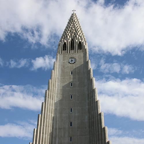 Europe, Islande, Iceland, Reykjavik, Péninsule de Reykjanes, Hallgrímskirkja, Souvenirs de Voyages, Pixanne Photographies