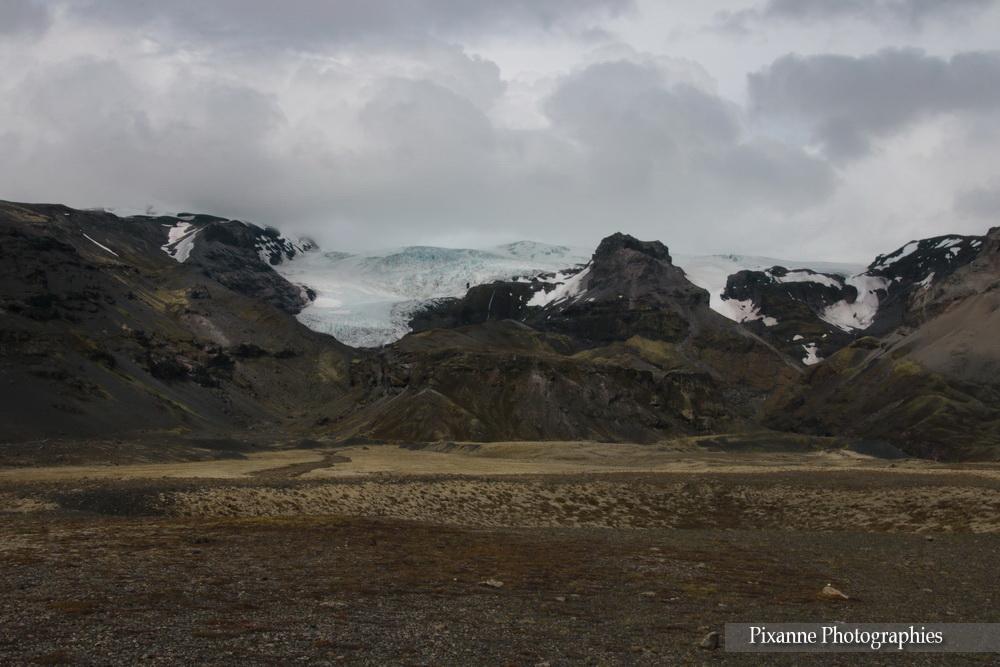 Europe, Islande, langues glaciaires du Vatnajökull, Souvenirs de Voyages, Pixanne Photographies