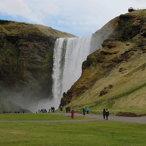 Europe, Islande, Islande du Sud, Hvolsvöllur, Dyrholaey,Souvenirs de Voyages, Pixanne Photographies