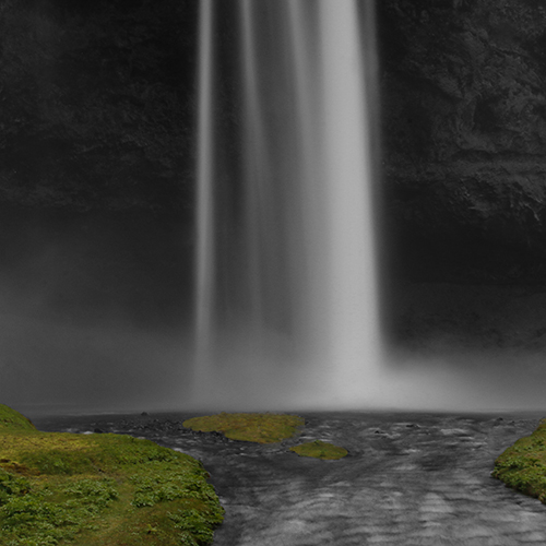 Europe, Islande, Islande du Sud, Seljalandsfoss, Gljúfrafoss, Gljúfrabúi, Souvenirs de Voyages, Pixanne Photographies,
