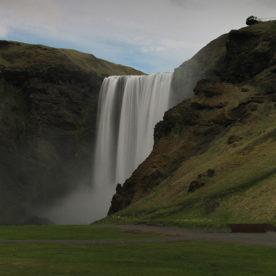Europe,Islande,Skogafoss, Souvenirs de Voyages, Pixanne Photographies